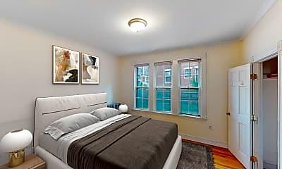 Bedroom, 15 Glenville Avenue, Unit 3, 0