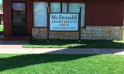 Mc Donald Apartments, 1