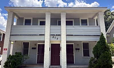 Building, 317 West Blvd, 0