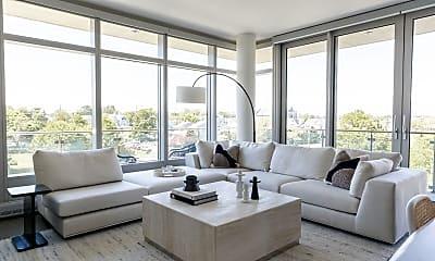 Living Room, 30 Melrose Terrace 201, 2
