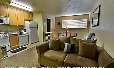 Living Room, 1410 Girard Blvd NE, 0