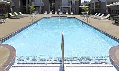 Pool, Charleston Hall, 1