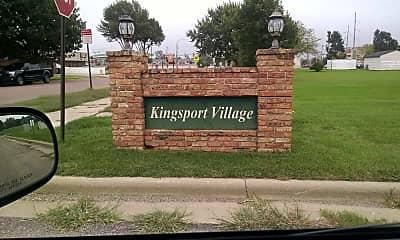 KINGSPORT VILLAGE, 1