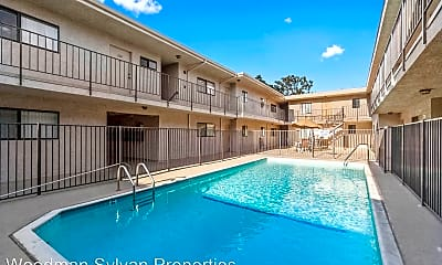 Pool, 12244 Riverside Dr, 1