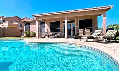 Pool, 26273 N 45th Pl, 2