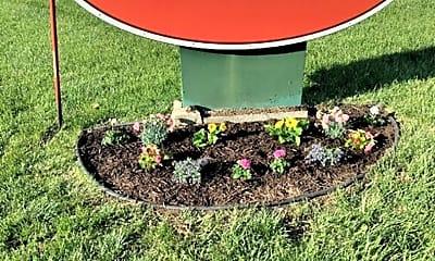 Community Signage, 2541-2566 Redbud Lane, 2