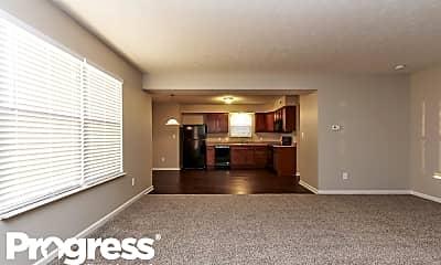 Living Room, 1396 Pencross Ln, 1