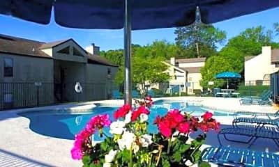 Pool, Stone Creek Apartments, 0