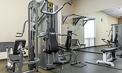 Fitness Weight Room, 70 W HURON, 2