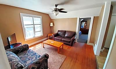 Living Room, 209 5th Ave NW, 1