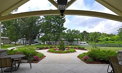 Recreation Area, AMC at Westover, 1