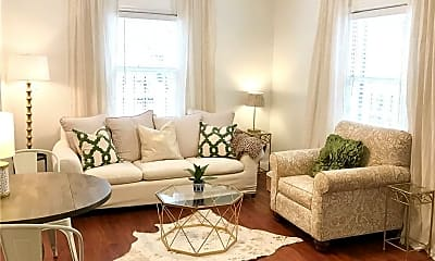 Living Room, 215 W Taylor St, 1
