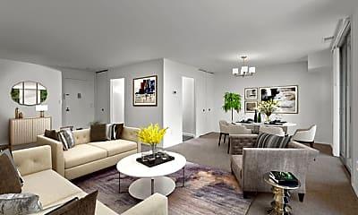 Living Room, Horizon Square, 0