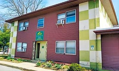 Building, 515 E 10th St, 2