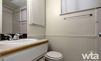 Bathroom, 1801 Rio Grande St, 1