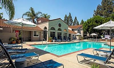 Pool, Rancho Corrales, 1