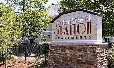 Community Signage, Ardenwood Station, 2