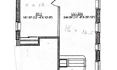 Bathroom, 231 W 148th St, 2