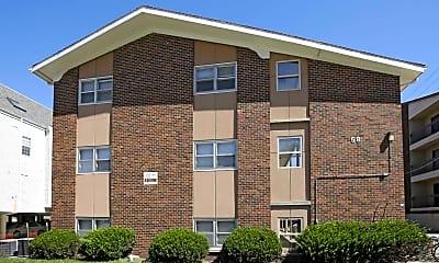 Building, Smith Apartments- 58 E Armory, 0