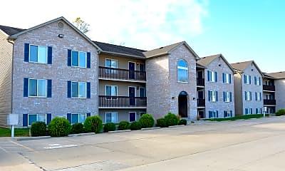 Building, Applegate Apartments, 2