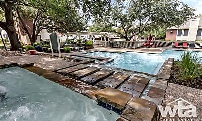 Pool, 11701 Metric Blvd, 2