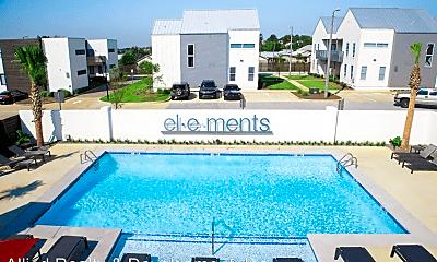 Pool, 509 30th Avenue East, 2