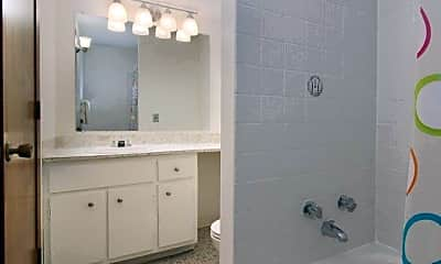 Bathroom, Cottages Of Edina, 2