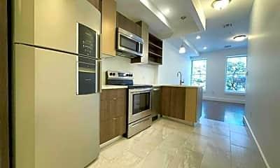 Kitchen, 152 W 128th St, 1