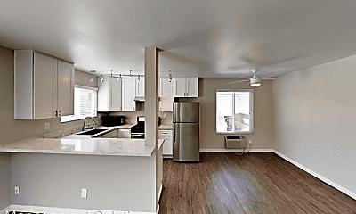 Living Room, 4540 Florida St, 0