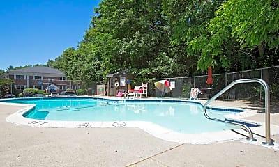 Pool, River Crossing, 0