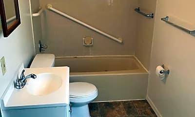 Bathroom, 309 Rue Saint Francois St, 2
