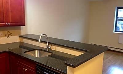 Kitchen, 42-25 213th St, 2