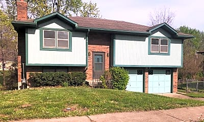 Building, 2301 S 16th Terrace, 2