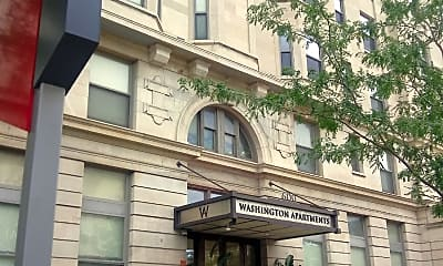 Washington Apartments, 0