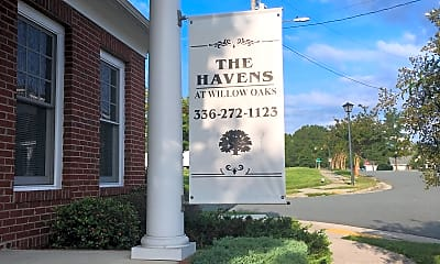 Havens at Willow Oaks, The, 1