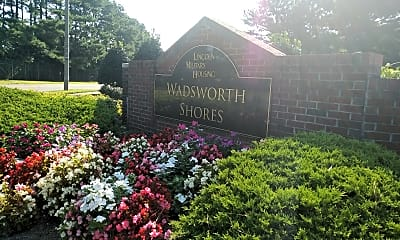 Wadsworth Shores, 1
