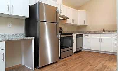 Kitchen, Silver Creek, 2