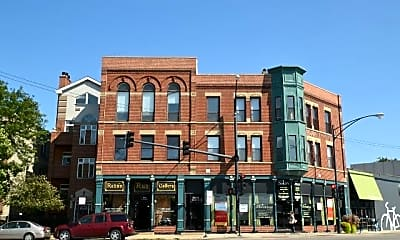Building, 2129 N Southport Ave, 0
