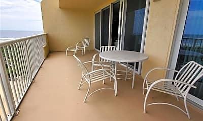 Patio / Deck, 257 Minorca Beach Way 6F, 2