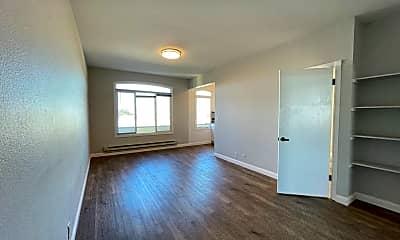 Living Room, 1300 Sacramento St, 1