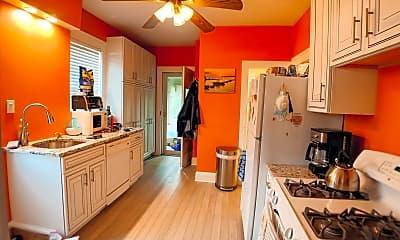 Kitchen, 47 Alleyne St, 1