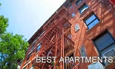 Building, 511 E 6th St, 2