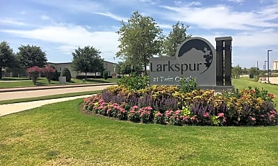 Larkspur At Twin Creeks 55+ Active Apartments, 1