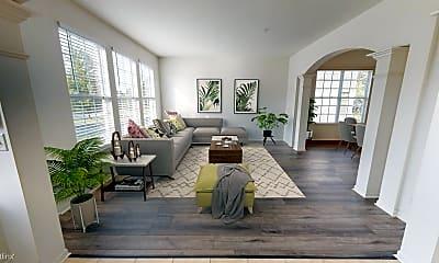 Living Room, 5734 Red Oak Dr, 0