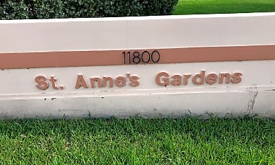 St Annes Gardens, 1