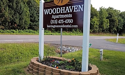 Woodhaven Apartments, 1