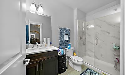 Bathroom, 738 N Avers Ave 3N, 2