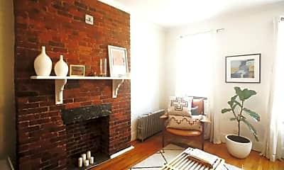 Living Room, 105 Sullivan St, 1