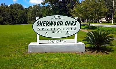 Sherwood Oaks Apartments, 1