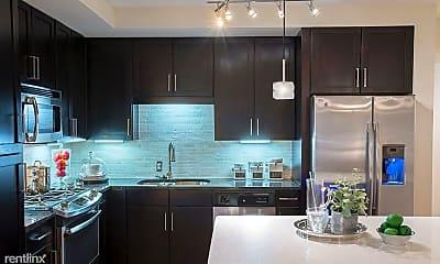 Kitchen, 500 Crawford St, 1